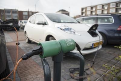 Mobiliteit elektrische auto