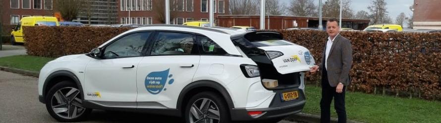 Martin Maatkamp Van Dorp H2 auto
