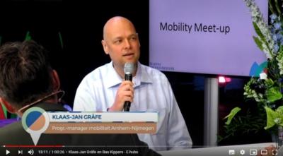 klaas jan bij mobility meet-up