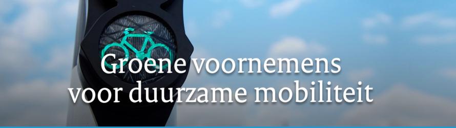 Magazine duurzame mobiliteit Ministerie I&W