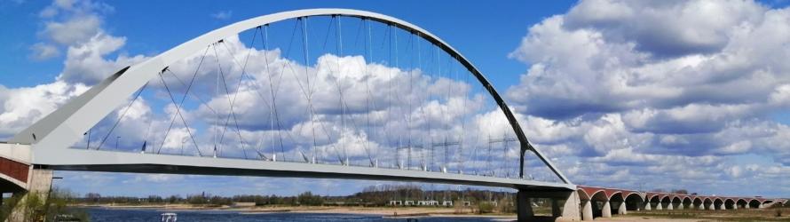 Oversteek Nijmegen project Slimme wegen
