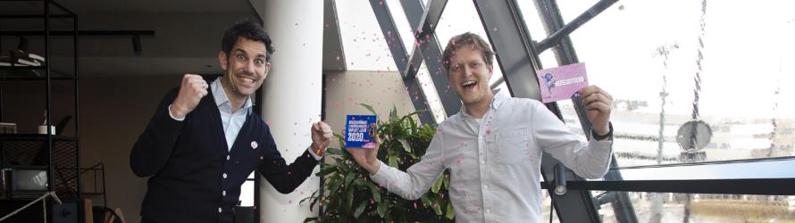 Uitreiking Award Beste Thuiswerkgever 2020 aan Bovemij