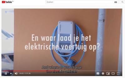 Elektrisch rijden video