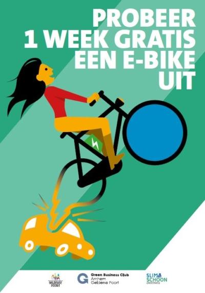E-bikeprobeeractie Gelderse Poort