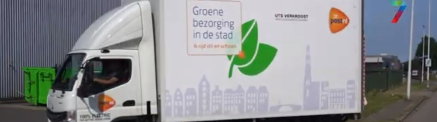 Stadslogistiek Nijmegen